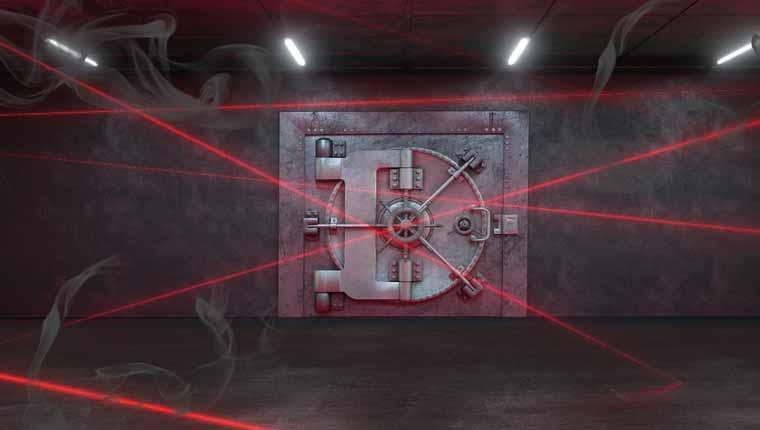 Puzzalogical: The Secret of the Vault (Bracknell)