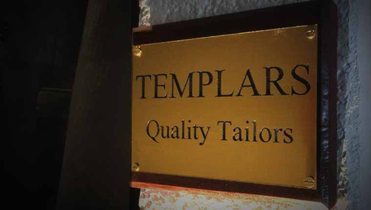 Trapped: Templars - The Secret Service (Okehampton)