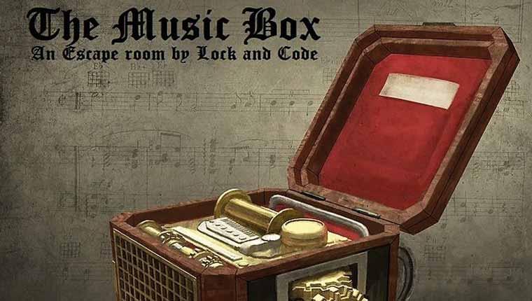 Lock and Code: The Music Box (Weston-Super-Mare)