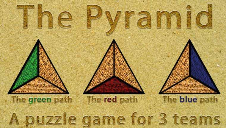 Lee Ballan: The Pyramid (Play at Home)