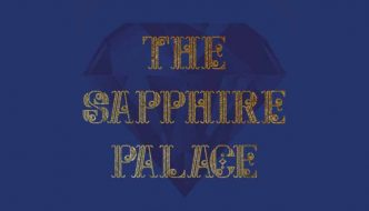 Palace Games: The Sapphire Palace (Play at Home)