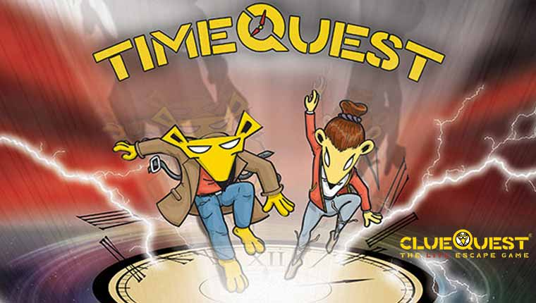 clueQuest: timeQuest Kids, The Earlybirds (Play at Home)