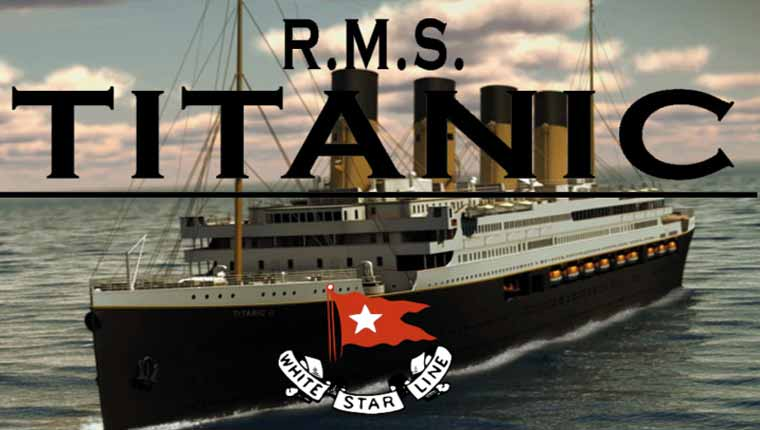 Houdini's: RMS Titanic (Southampton)
