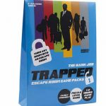 Trapped: Bank Job (Box Game)