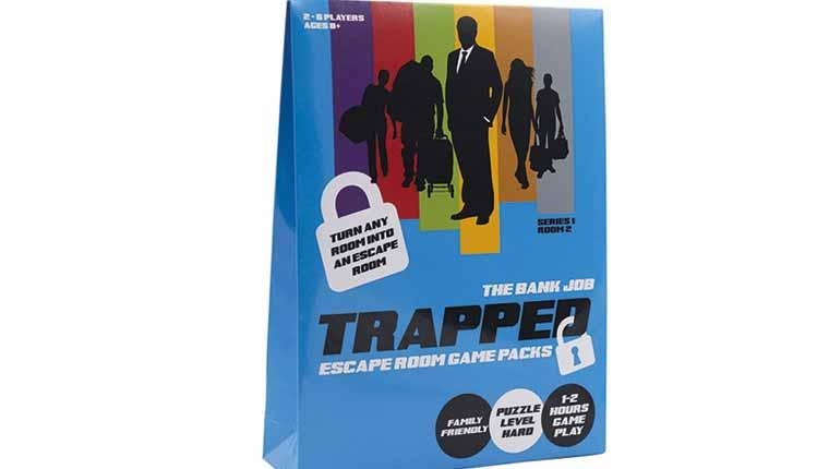 Trapped: Bank Job (Box Game)