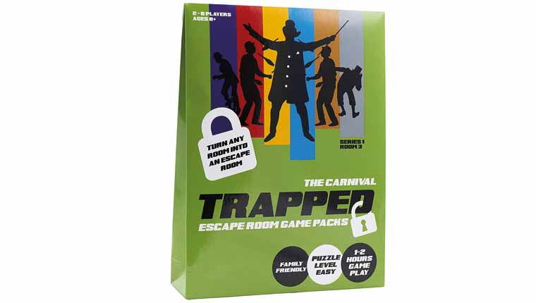 Trapped: Carnival (Play at Home)
