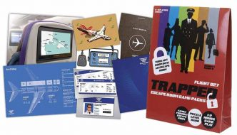 Trapped: Flight 927 (Play at Home)