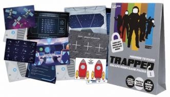Trapped: Mission to Mars (Play at Home)