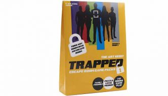 Trapped: The Art Heist (Play-at-Home)