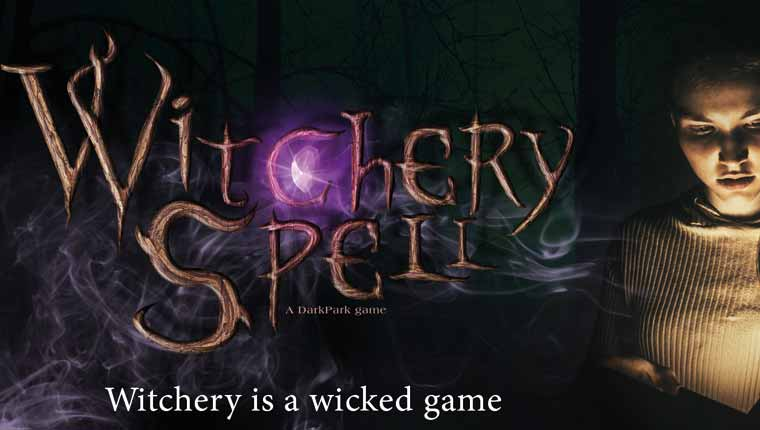 DarkPark: Witchery Spell (Play at Home)